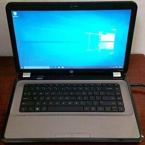 """HP 15.6"""" G6 Notebook AMD  A4 1.9Ghz.\4\320 W7 Pro"""