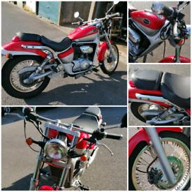 Aprilia RS 125 Classic Custom motorcycle