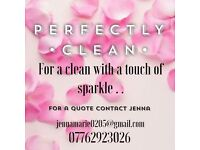 Perfectly Clean domestic cleaning services