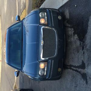2005 Chrysler 300-Series Srt Sedan