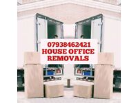 24/7 Man and Van Hire House Office Movers Rubbish Removlas clearance piano Bike Delivery services uk