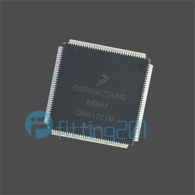 1pcs New Freescale Encapsulationlqfp-144 Dsp 24bit Aud 250mhz Dspb56724ag