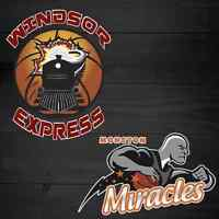 Windsor Express vs. Moncton Miracles