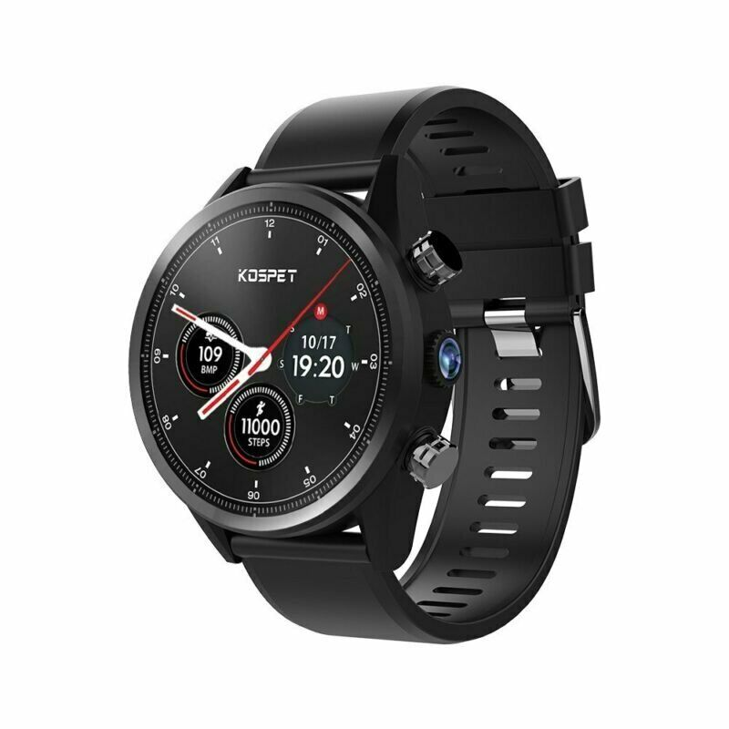 KOSPET Hope 4G Smart Watch Android Bluetooth Touch Screen 3G