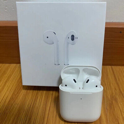 100sealed Apple Airpods 2nd Generation Wireless Earbuds Charging Case