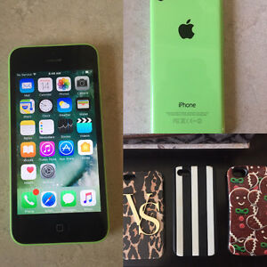 Mint condition iPhone 5c 16G