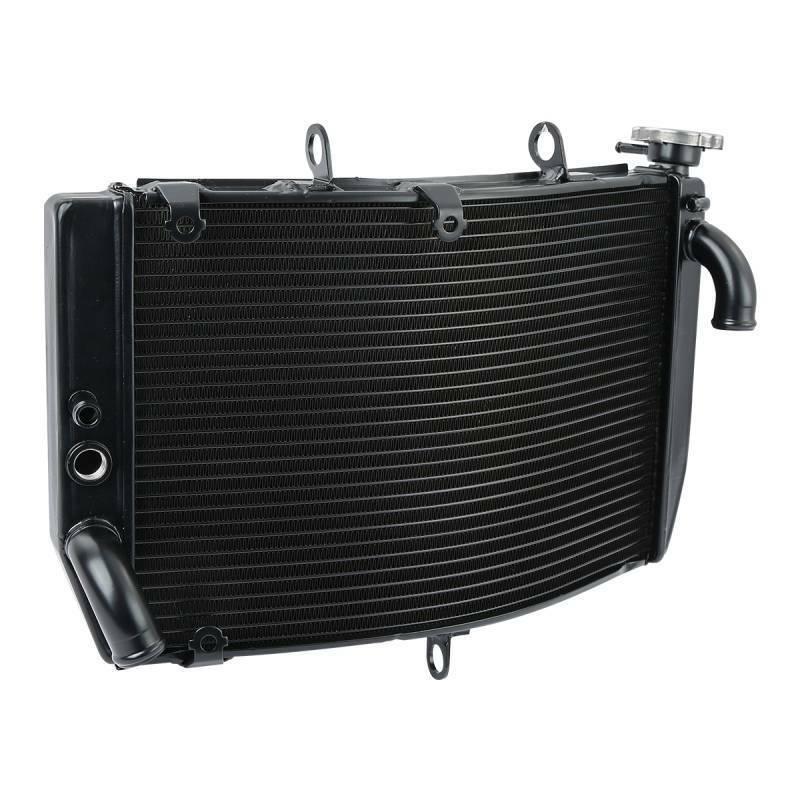 Replace Aluminum Radiator For Honda CBR600 F4 1999-2000/&CBR600 F4I 2001-2006