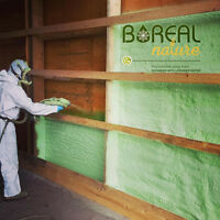 For Sale: New CUFCA Approved Spray Foam