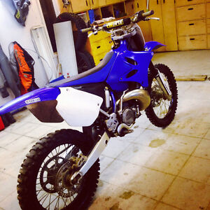 2002 YZ250 With Ownership! $2900