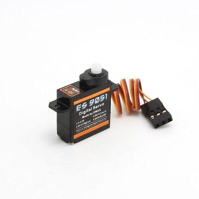 EMAX - Micro Digital Servo ES9051 - 4.3 g - 0.8 kg - 0.09 sek
