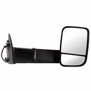 DODGE RAM 1500 2500 3500 RIGHT SIDE MIRROR
