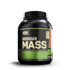 BRAND NEW Optimum Nutrition Serious Mass 6LB
