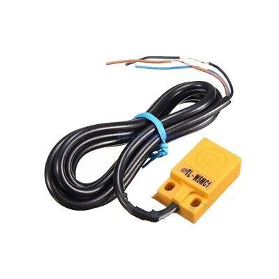 15 5mm Detecting Inductive Proximity Sensor Detection Switch Npn Dc 6-36v 200a