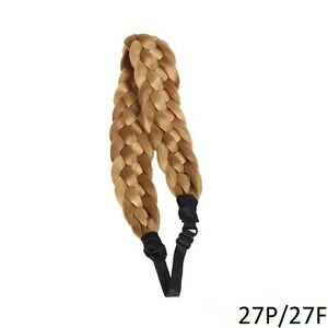 Adjustable natural Braided Hair Headband,Hair extensions Yellowknife Northwest Territories image 10