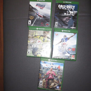 Newer Xbox games