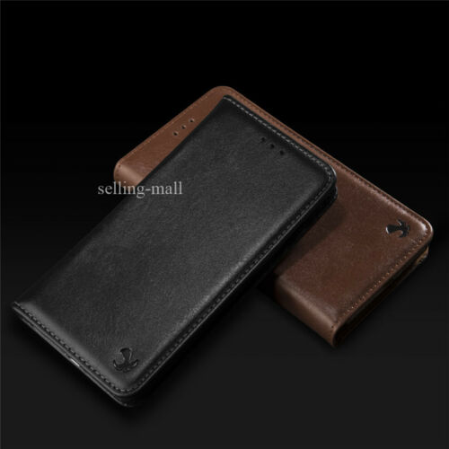 Купить Leather Flip Wallet Case Protective Cover Black Removable For iPhone 6 7 8 Plus