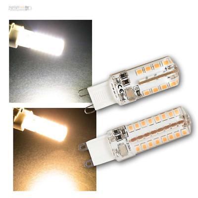 """LED-Leuchtmittel GU10 /""""H35 SMD/"""" 60 LEDs kaltweiß 200lm 230V Birne GU 10 Strahler"""