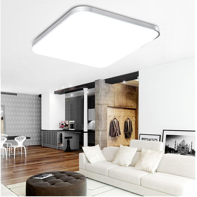 36W LED Deckenlampe Deckenleuchte Lampe Panel Energiespar Wohnzimmer Leuchte • EUR 21,99 ...