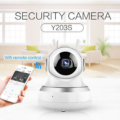 Meisort Y203s Wifi Wireless Camera 1080P Baby Monitor Home Security Ship From Us