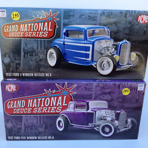 ACME/GMP DIECAST  '32 FORD COUPES/ROADSTERS London Ontario image 9