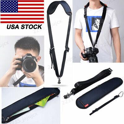 Quick Rapid Camera Shoulder Belt Neck Strap for Canon Nikon Sony DSLR SLR