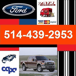 Ford F-250 ► Fenders and Bumpers • Ailes et Pare-chocs