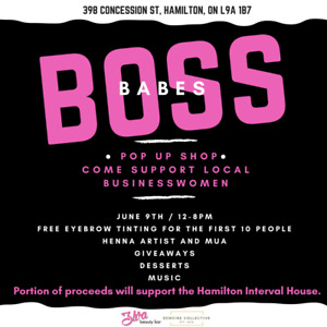 #BOSSBABES POP UP SHOP - LOCAL VENDORS - COME SELL YOUR PRODUCTS