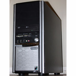 TouchSystems Desktop PC AMD Dual Core 2.90GHz 4GB RAM 500GB HDMI