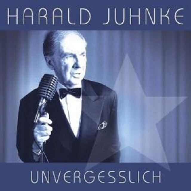 "HARALD JUHNKE ""UNVERGESSLICH"" CD NEUWARE!"