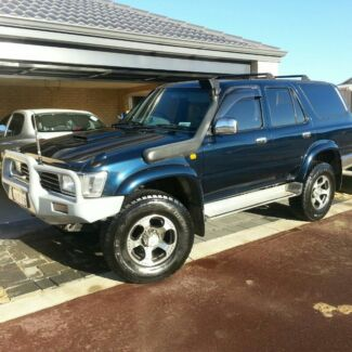 ( SOLD) HILUX SURF 94 3ltr Turbo Diesel Caversham Swan Area Preview
