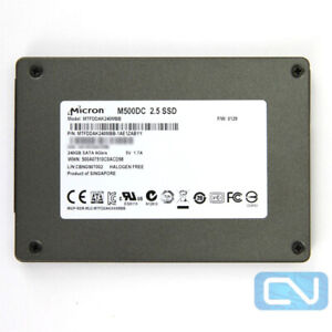 Micron M500DC - 240gb SSD - Enterprise/Server class- Like New