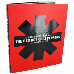 RED HOT CHILLI PEPPERS BOOKS TWO OF THEM Edmonton Edmonton Area image 2