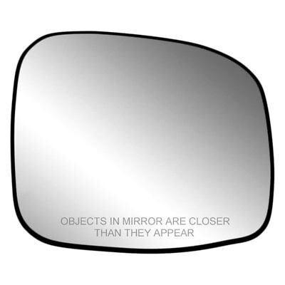 For Dodge Grand Caravan 08-18 Passenger Side Mirror Glass w Backing Plate Heated Dodge Caravan Side Mirror