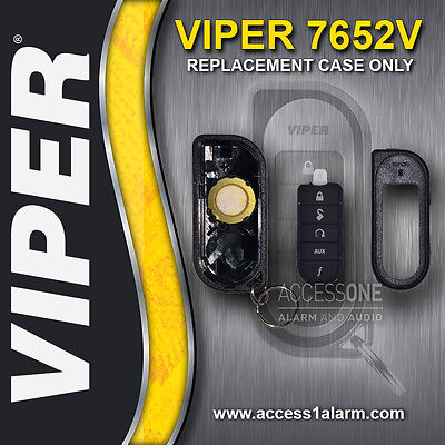 Viper 7652V 1-Way Remote Control Complete Replacement Housing Assembly Case
