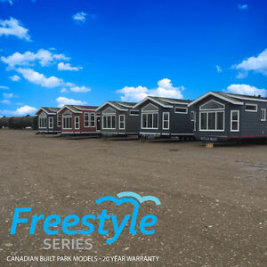 SPECIALS ON PARK MODELS IN STOCK.   WE HAVE COTTAGES