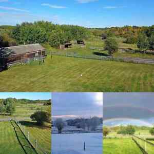 2800sqft on 26 acres **For Sale or Trade**