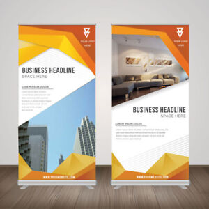 Roll-Up Banners and Car Magnets for Lowest price