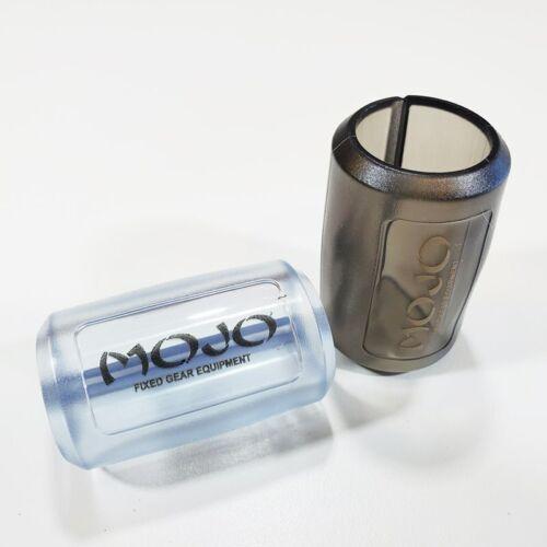 MOJO Fixed Gear Top Tube Protector - Clear