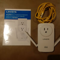 WiFi Range Extender Linksys AC1200 RE6700 Half Price