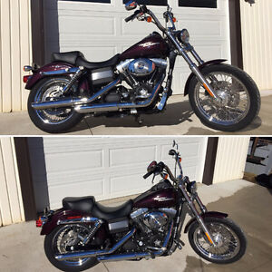 reduced   !!  06 street bob. immaculate .
