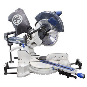"""Kobalt 10"""" Compound Sliding Mitre Saw - Used on one project"""