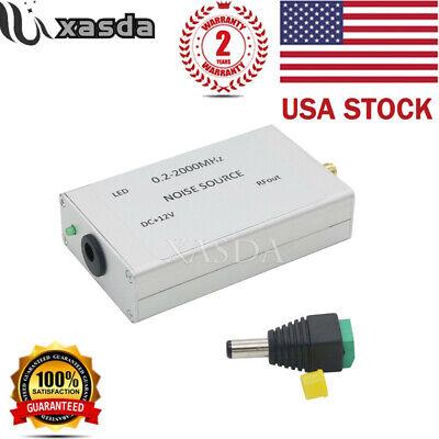 Tzt 0.2-2000m Noise Signal Generator Source Simple Spectrum Tracking Sourceus