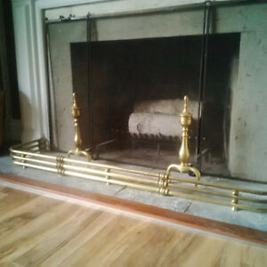 Fireplace Accessories & Firedogs/Hearth Protector