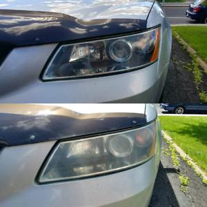Car detailing  à partir de 80$/ interieur/ exterieur/wax/polish