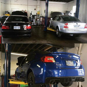 Full Automotive Repair All vehicles and Models.