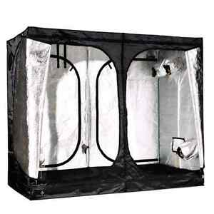 Like new 4x8 grow tent dr240