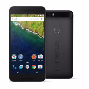 Factory Unlocked Nexus 6P Grey 32GB in Perfect Condition
