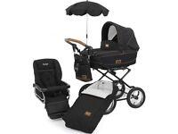 Babystyle Prestige Travel System Limited Edition Pram
