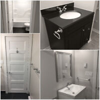 Bathroom Renovations made easy and attractive