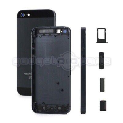 iPhone 5 Housing NO LOGO (Black) - FREE SAME DAY SHIP MON-SAT comprar usado  Enviando para Brazil
